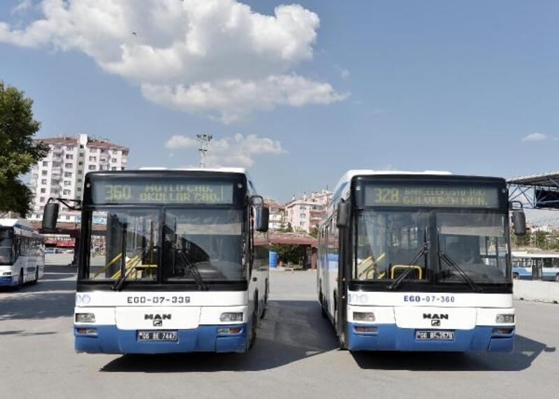 Sokağa çıkma kısıtlamasındaotobüs ve raylı sistemlerdeyeni düzenleme