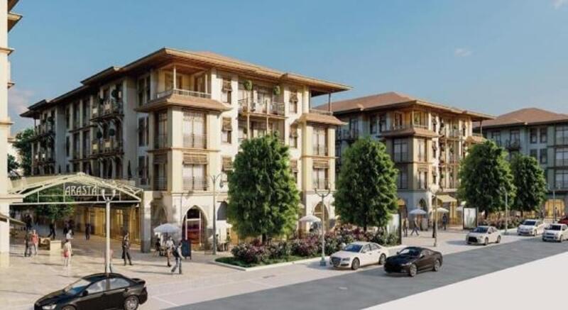 Korkuteli Arasta projesi onaylandı