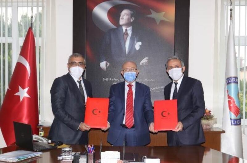 Genç Ofis protokolü imzalandı