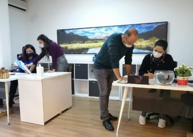 Kemer Belediyesi vatandaşın ihtiyaçlarını karşıladı