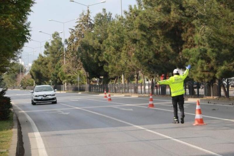 Samsun'da kısıtlamayı ihlal eden 340 kişiye ceza