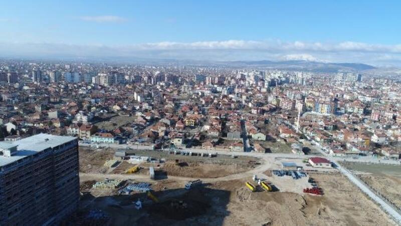 Büyükşehirden Meram'a yeni bir cadde