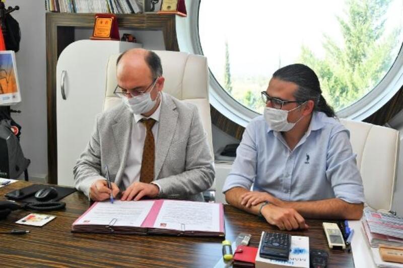 Osmaniye'de Üniversite–Sanayi İşbirliğiProtokolü imzalandı