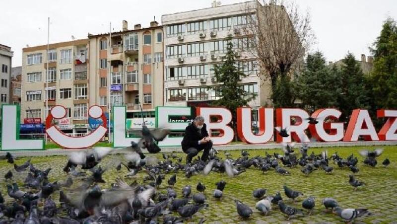 Lüleburgaz'da kısıtlamada başkan Gerenli'den saha denetimi