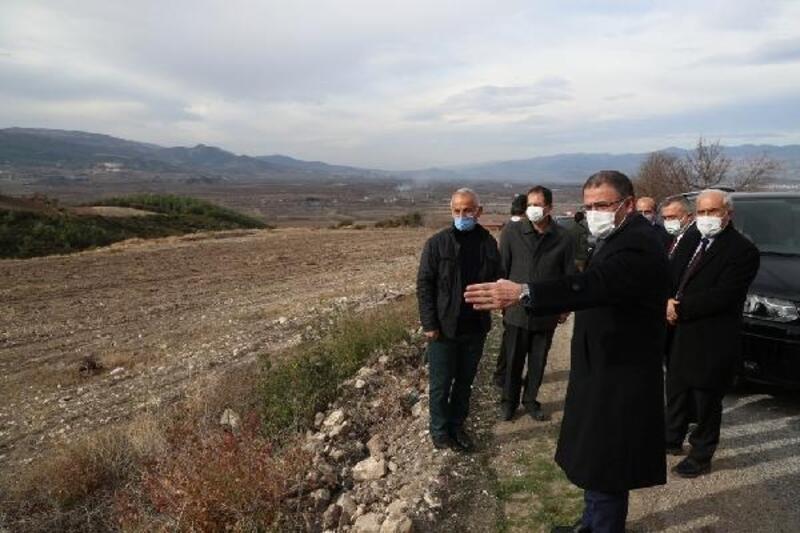 Tokat'ta 1 milyon ceviz fidanı toprakla buluşacak