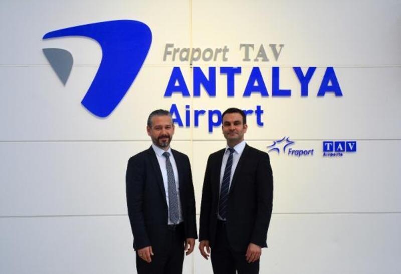Fraport TAV Antalya Havalimanı, 'ACI Pandemi Sertifikası' aldı