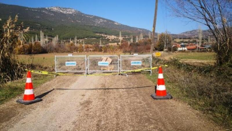 Bucak'ta 7 köyde karantina kaldırıldı