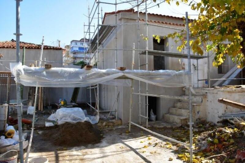 Yukarıköy'de 80 yapı restore edilecek