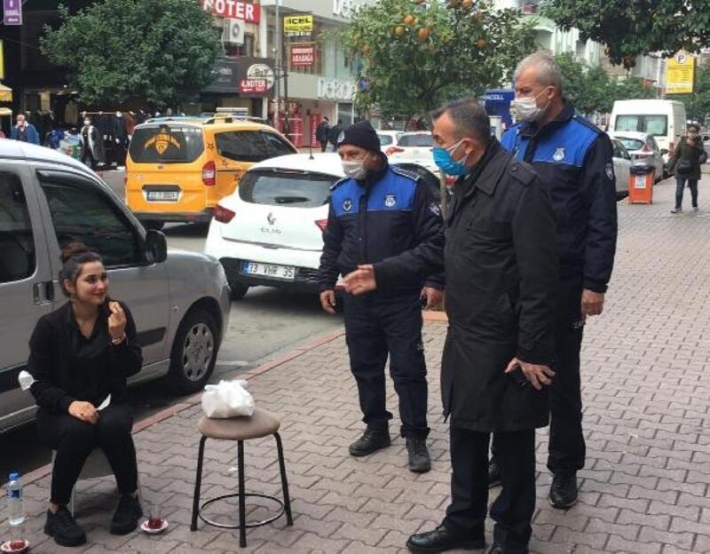 Mersin'de zabıta ekipleri esnafı denetledi