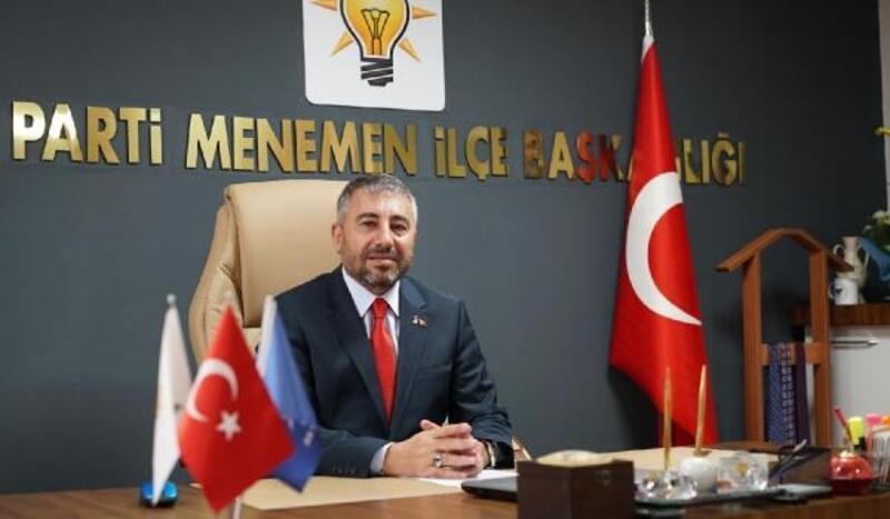 AK Parti'li Ahmet Can Çelik'ten CHP'ye Menemen tepkisi