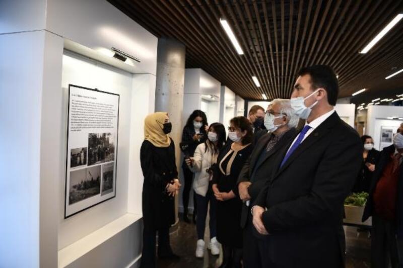 Osmangazi Belediyesi, 'Bursa ve Göç' sergisi açıldı