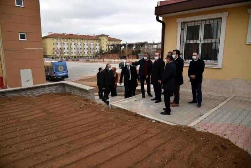 Selçuklu Belediye Başkanı, İMKB Özel Eğitim Okulunu inceledi