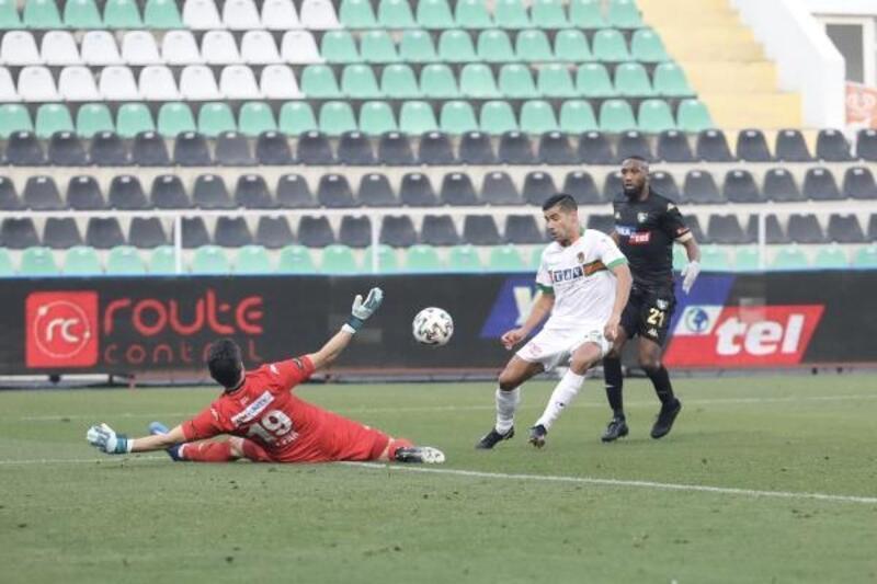 Yukatel Denizlispor - Aytemiz Alanyaspor: 1-0