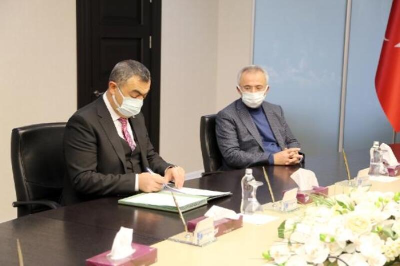 KAYSO ile Ziraat Bankası arasında tedarik zinciri finansmanı protokolü imzalandı