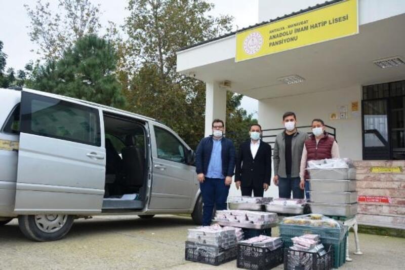 AK Parti'den ihtiyaç sahiplerine yardım