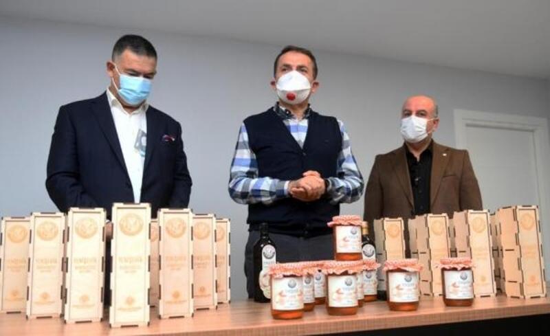 Yenişehir'in ürünleri marka oldu