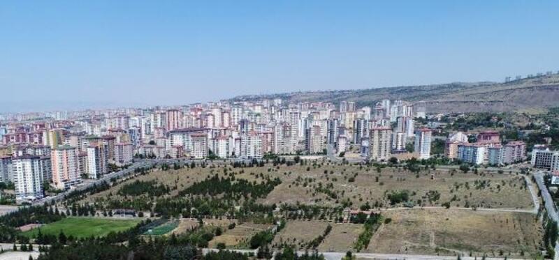 Talas'ta Millet Bahçesi projesi, yarışmayla belirlenecek