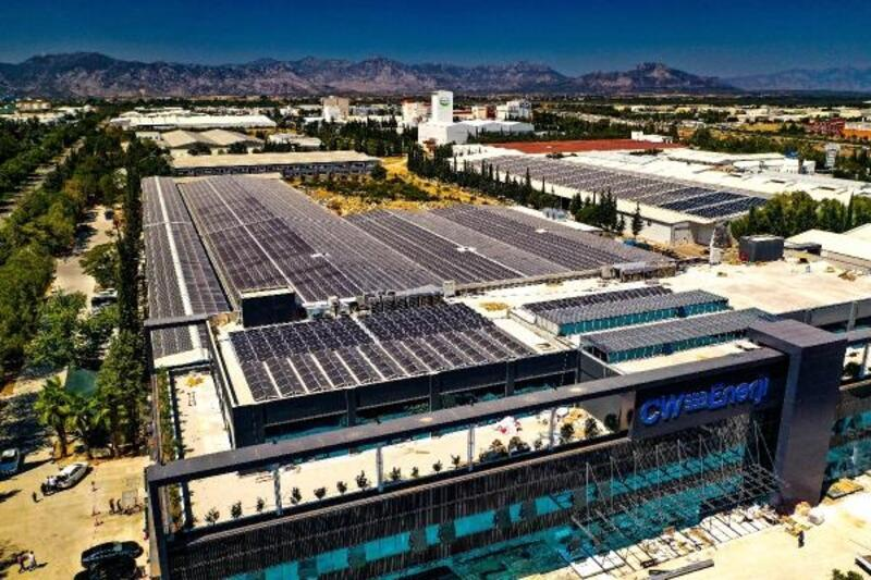CW Enerji, Türkiye'nin en hızlı büyüyen 14'üncü şirketi