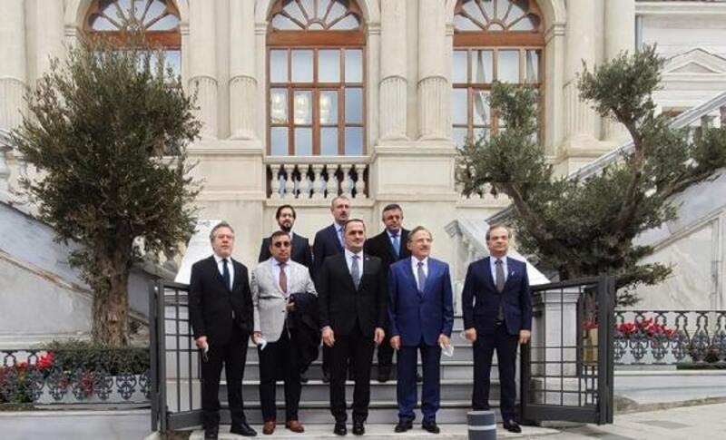 Cumhurbaşkanlığı Yerel Yönetim Politikaları Kurulu Beyoğlu'nda toplandı
