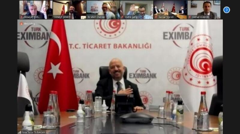 Ticaret Bakan Yardımcısı Turagay: Dünya ticaretinden aldığımız payı artırmalıyız