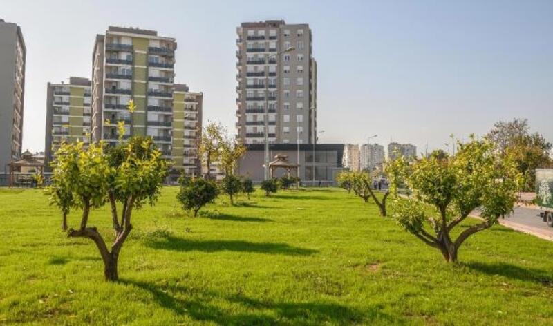 Kepez Yeni Emek'e 4 bin metrekarelik park