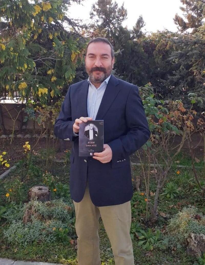Cantürk'ten yeni kitap