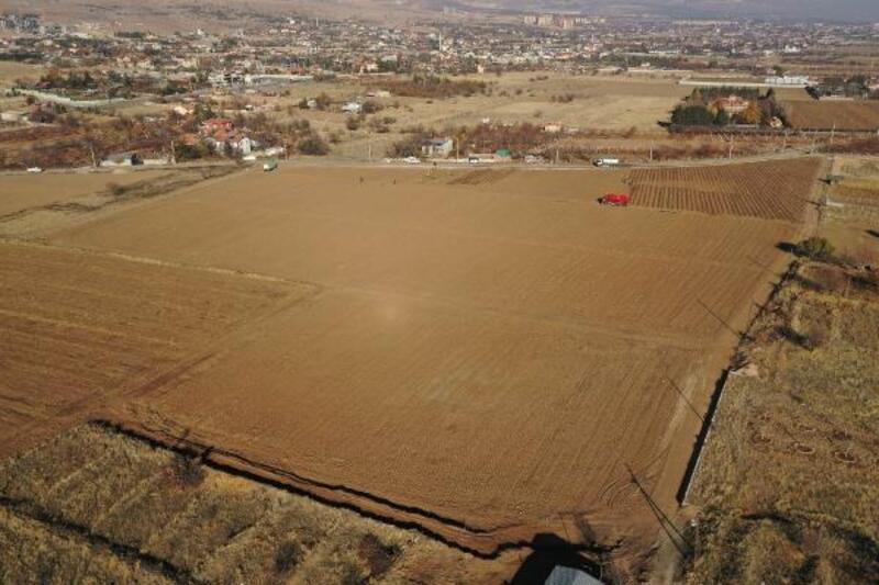 Konya Büyükşehir'den tıbbi aromatik bitki bahçesi