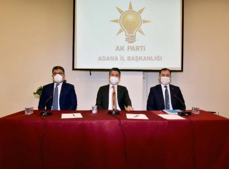 Başkan Ay: Adana'yı AK Parti'nin kalesi yapacağız