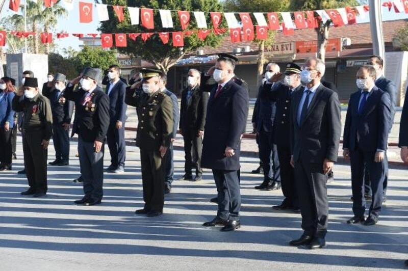 Tarsus düşman işgalinden kurtuluşun 99'uncü yılı kutladı