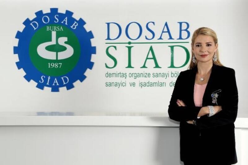 DOSABSİAD Başkanı Çevikel: Umutlarımız 2021 yılının ikinci yarısı için