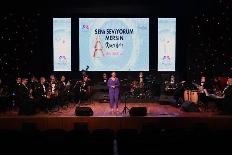 Mersin Büyükşehir, yeni yıl konseriyle evlere konuk oluyor
