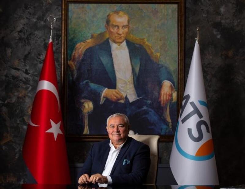 ATSO Başkanı Çetin: Birlikte aşacağız