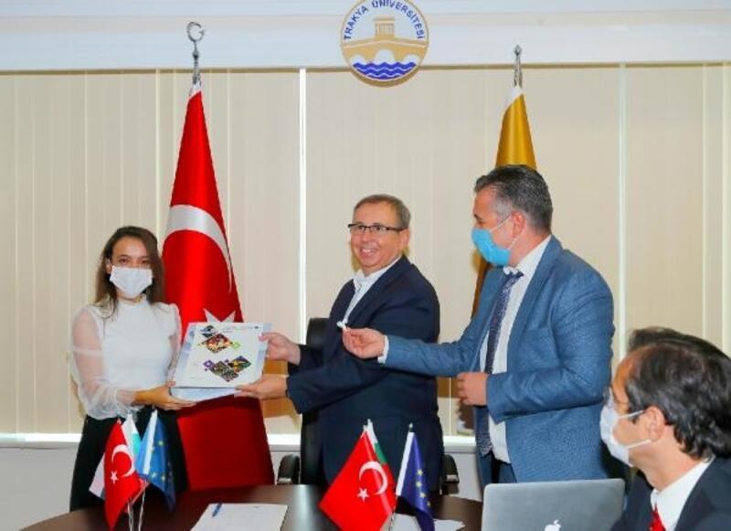 Trakya Üniversitesi'nden 3.3 milyon euro bütçeli 'sınır ötesi' proje