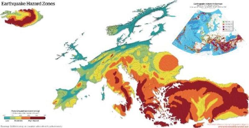 Prof. Dr. Altan'dan korkutan açıklama; 2021'de Avrupa'da depremler devam edecek
