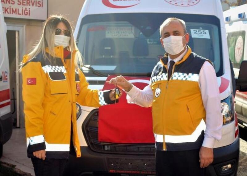 Mersin'de 24 yeni ambulans vatandaşların hizmetinde