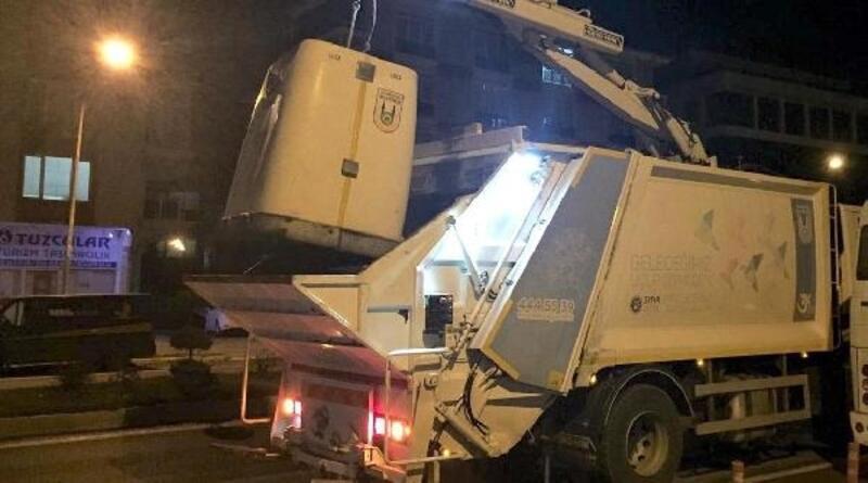 Lüleburgaz'da bir yılda 39 bin ton çöp toplandı