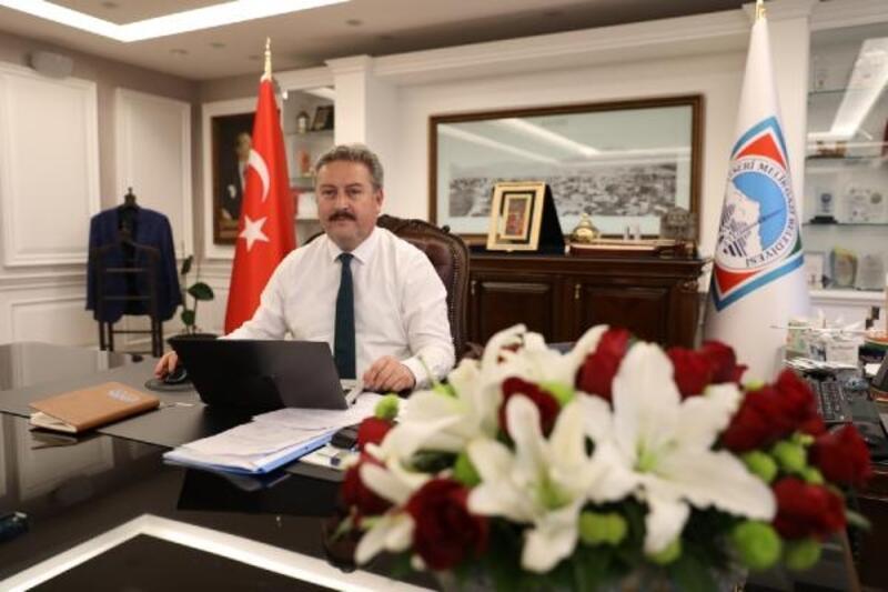 Başkan Palancıoğlu'ndan yeni yıl mesajı