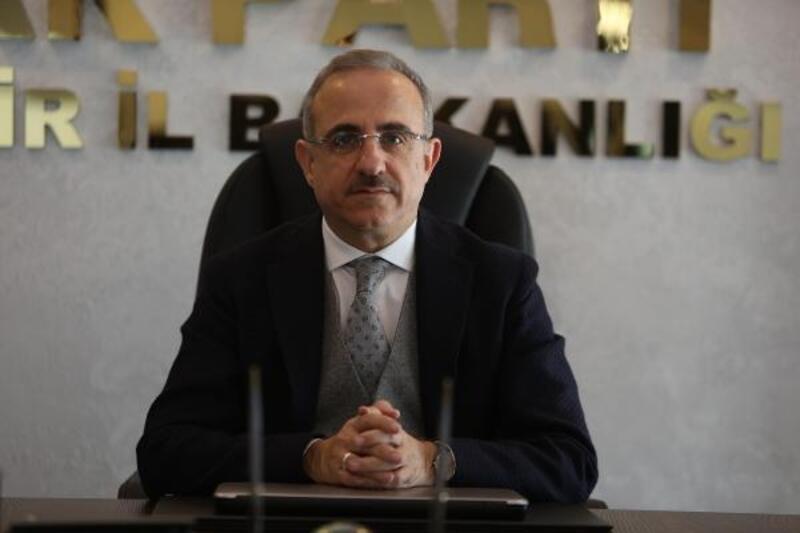AK Parti İzmir İl Başkanı Sürekli'den yeni yıl mesajı