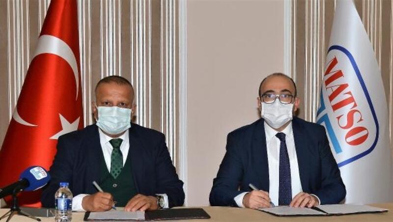 MATSO, Ziraat Bankası ile protokol imzaladı