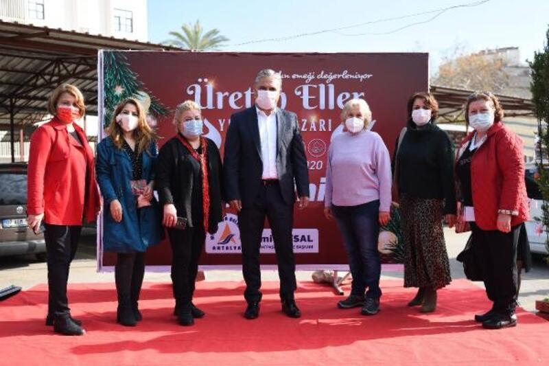Başkan Uysal, kadınların yeni yılını kutladı