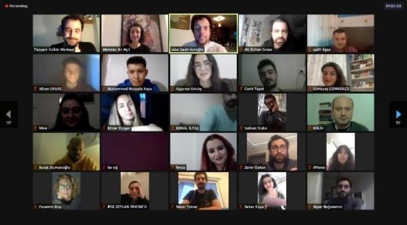 Bursa'da Dijital Sanat Akademisi'ne yoğun ilgi