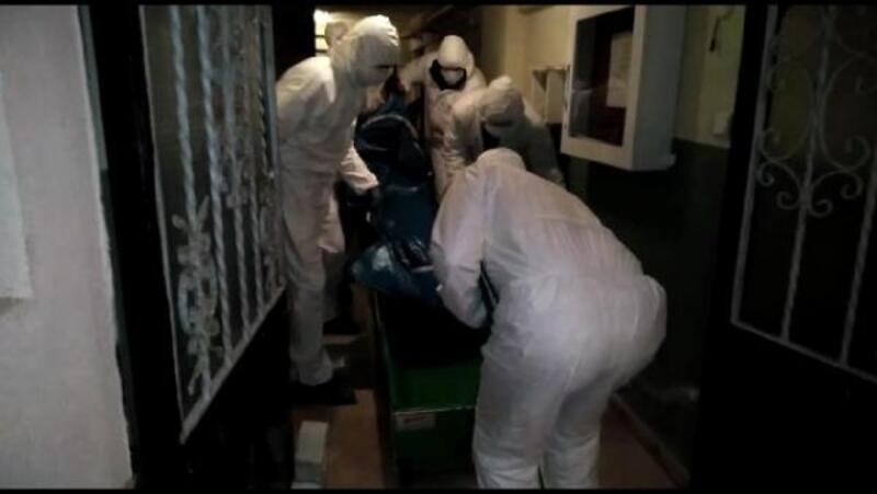 Sinop'ta yaşlı kadın evinin balkonunda ölü bulundu