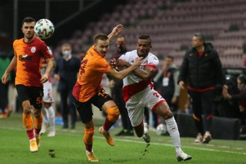 Galatasaray - Fraport TAV Antalyaspor: 0-0