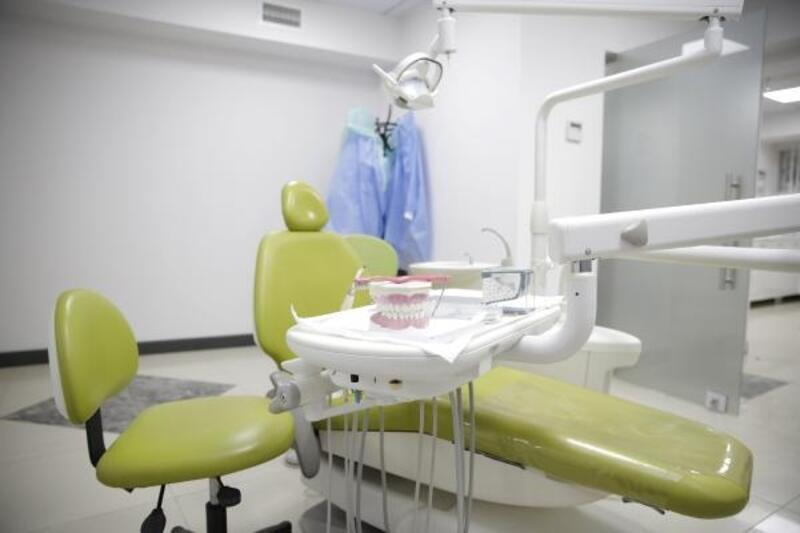 Büyükşehir'in modern sağlık merkezi gün sayıyor