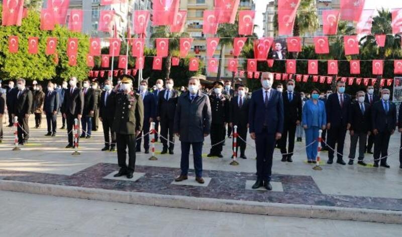 Adana'da 99'uncu kurtuluş yıldönümü heyecanı