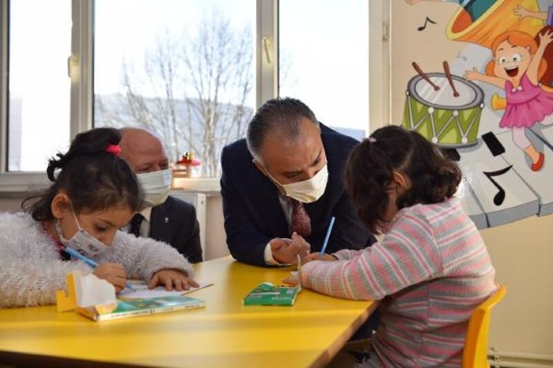 Bursa'da Ana Kucağı Eğitim Merkezi'nin sayısı arttı