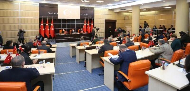 Kepez Meclisi, 'İstiklal Marşı Yılı'nı kutladı