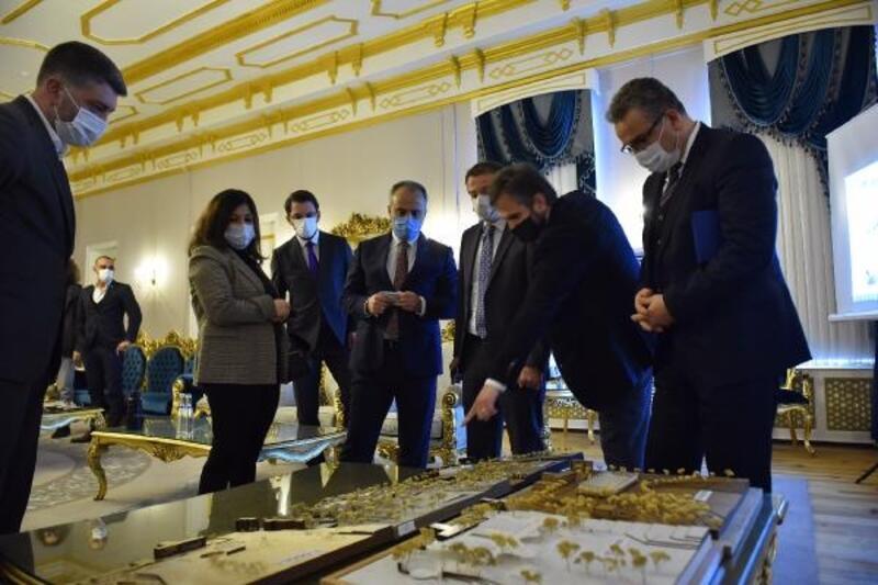 Bursa Büyükşehir Belediyesi'nin açtığı mimari yarışmanın sonuçları belli oldu