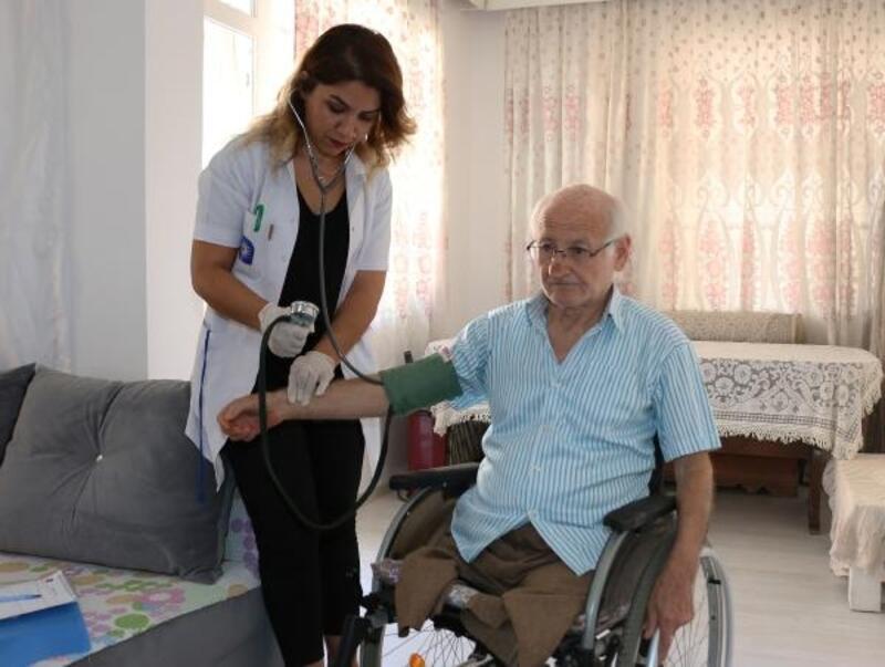 Büyükşehir'den 15 bin 441 sağlık hizmeti