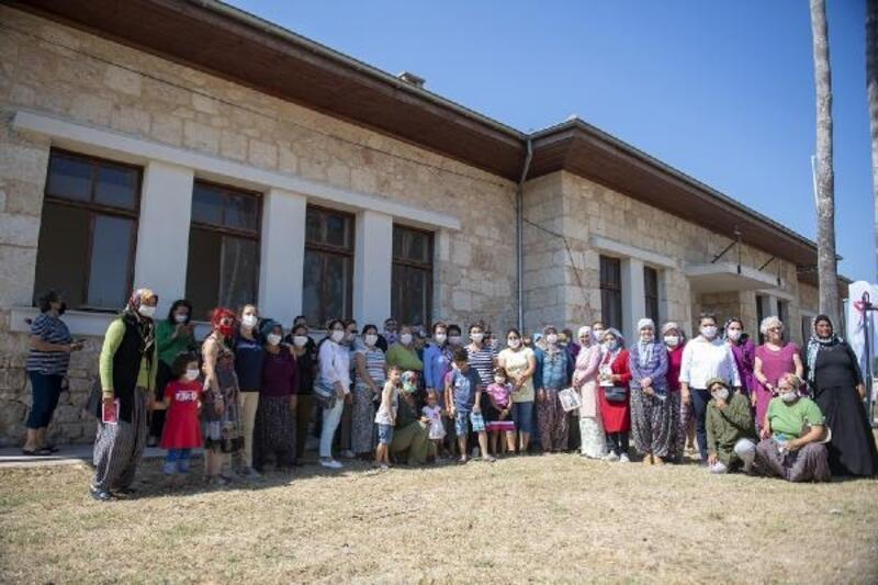 Büyükşehir, kadın ve aile hizmetleriyle 100 bine yakın kişiye ulaştı